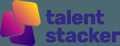 Talent Stacker Horizontal Logo